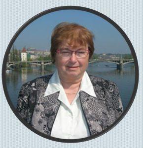 Předsedkyně JČMF A. Šolcová